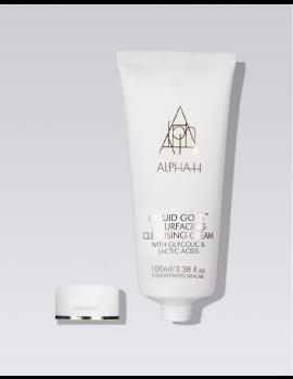 Liquid Gold resurfacing cleansing cream